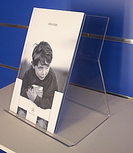 W230 Acrylic Book Easel-0