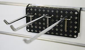 H39 Diamond Steel Mesh Hook (10 per qty)-0