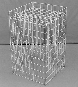 W25 Mesh Folding Basket-0