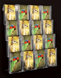 PWD16V Greeting Card Wall Display-0