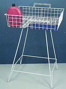 W43 Dump Basket White-0
