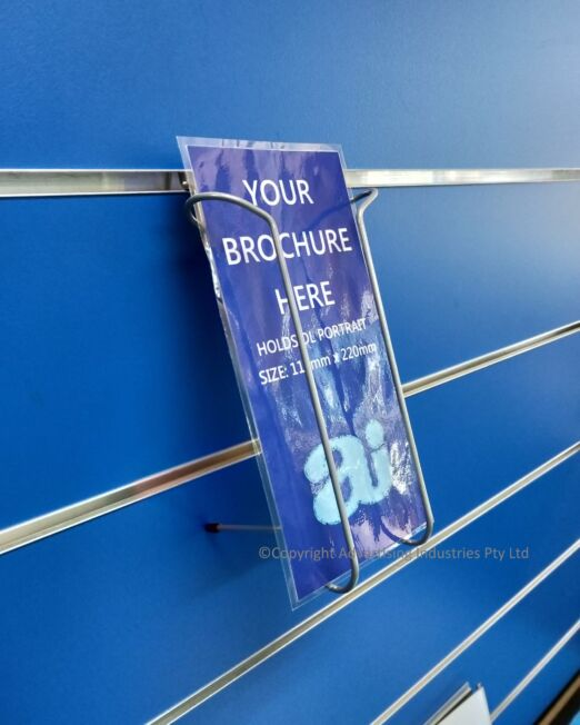 Trifold Wire Brochure Holder