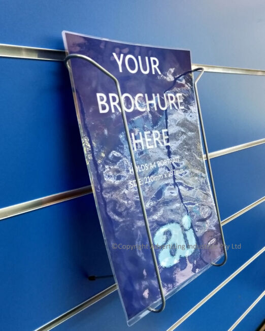 A4 Wire Brochure Holder
