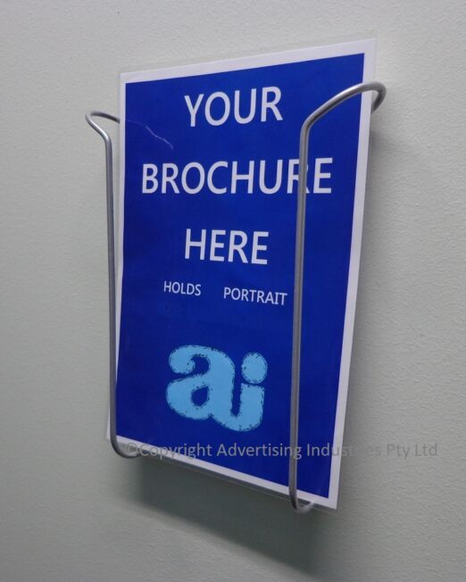 A5 Wire Brochure Holder
