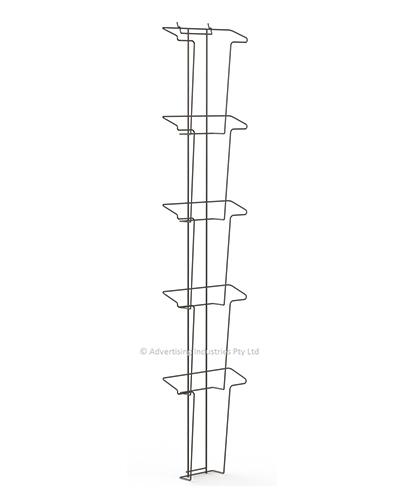 H240 5 Pocket Extra Capacity A4 Column-0