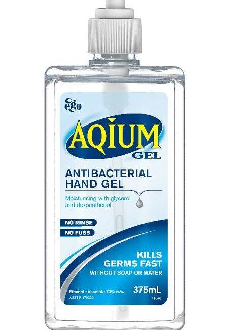 Hand Sanitiser Bottle